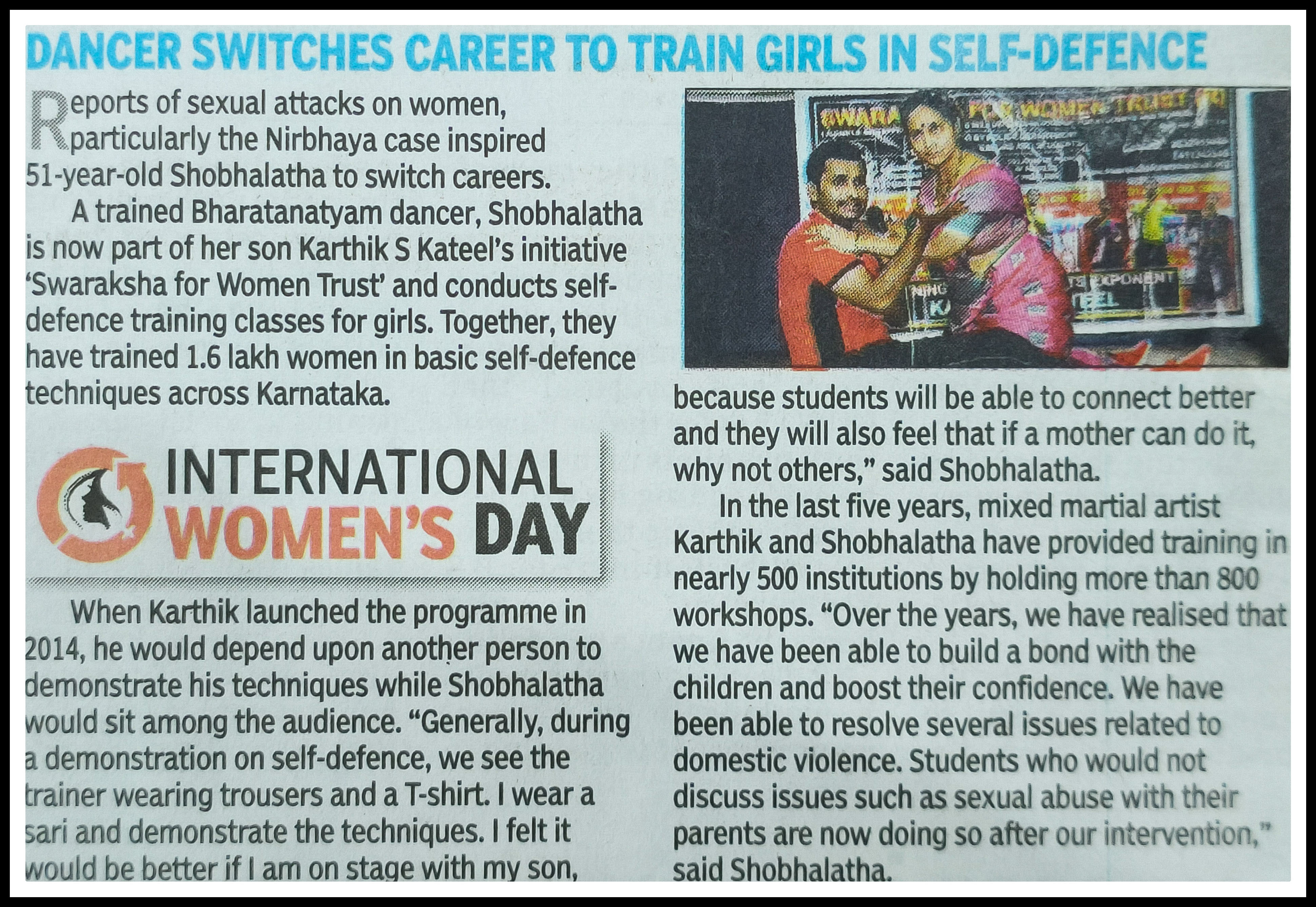 TIMES OF INDIA 8-3-2020